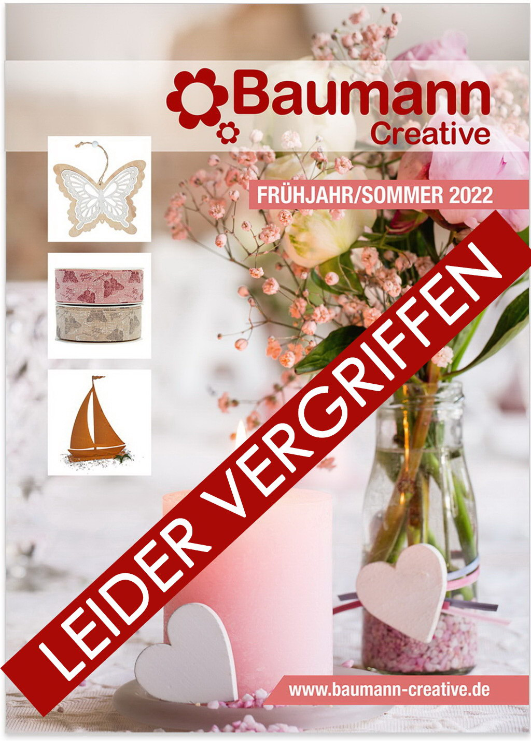 Katalog Baumann Creative Bestellen