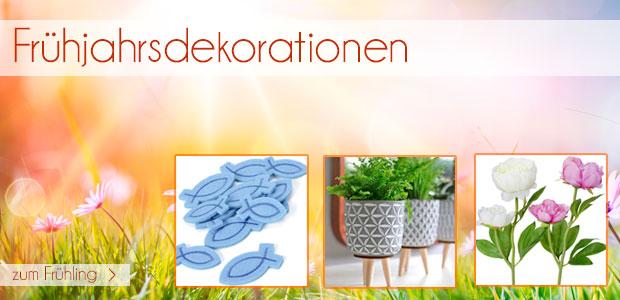 Baumann Creative Floristik Deko Shop Floristenbedarf