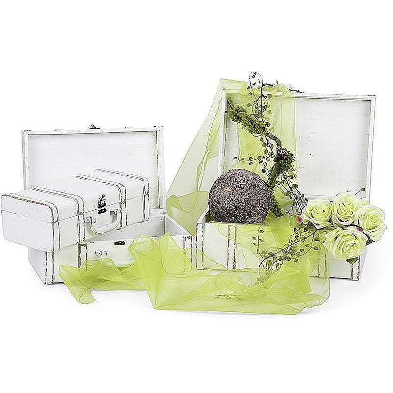 antikholz koffer set 3 teilig g nstig online bestellen. Black Bedroom Furniture Sets. Home Design Ideas