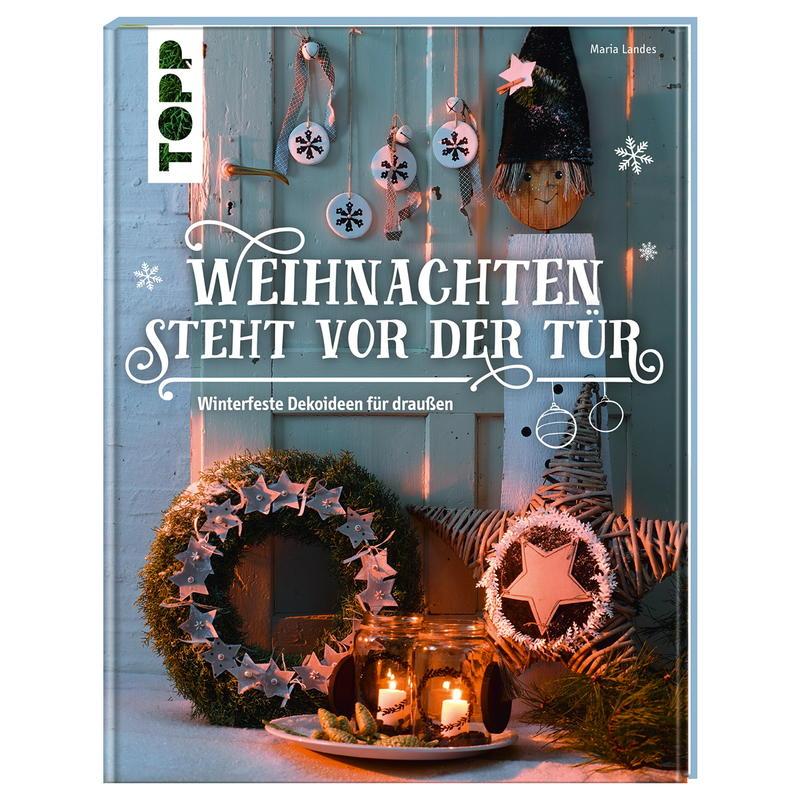 weihnachten steht vor der t r g nstig online bestellen. Black Bedroom Furniture Sets. Home Design Ideas