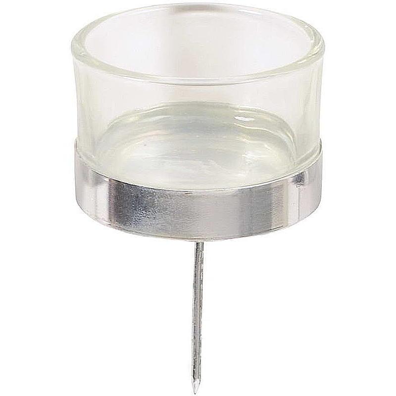 teelichthalter aus glas zum stecken g nstig online bestellen. Black Bedroom Furniture Sets. Home Design Ideas
