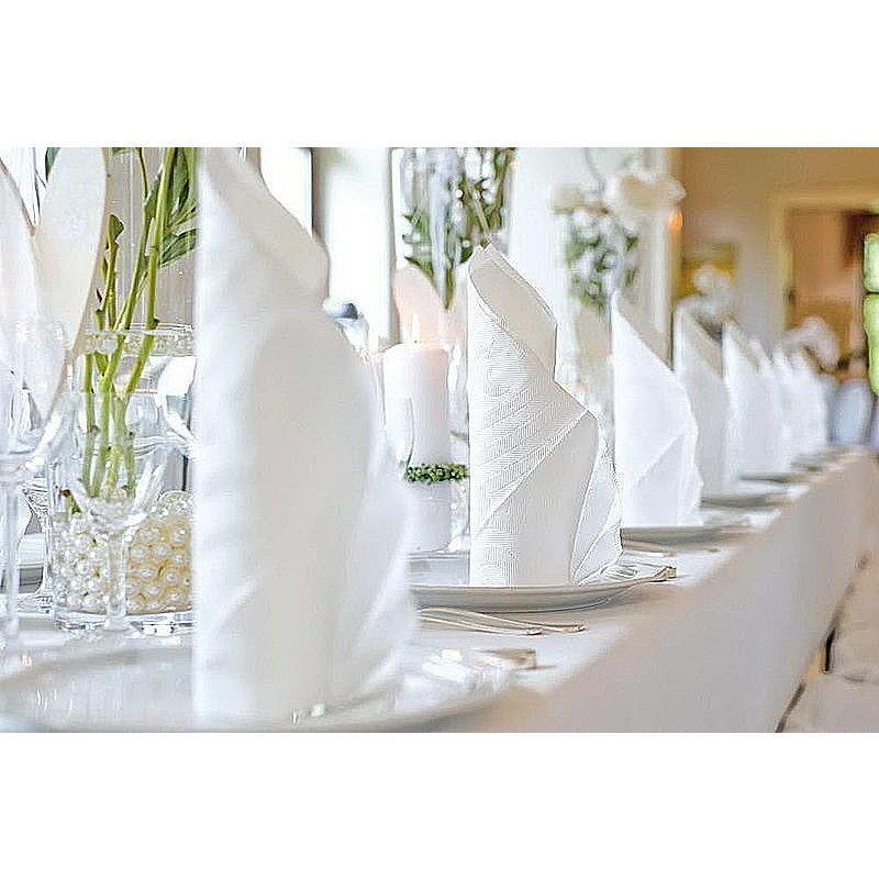 duni elegance serviette lily g nstig online bestellen. Black Bedroom Furniture Sets. Home Design Ideas