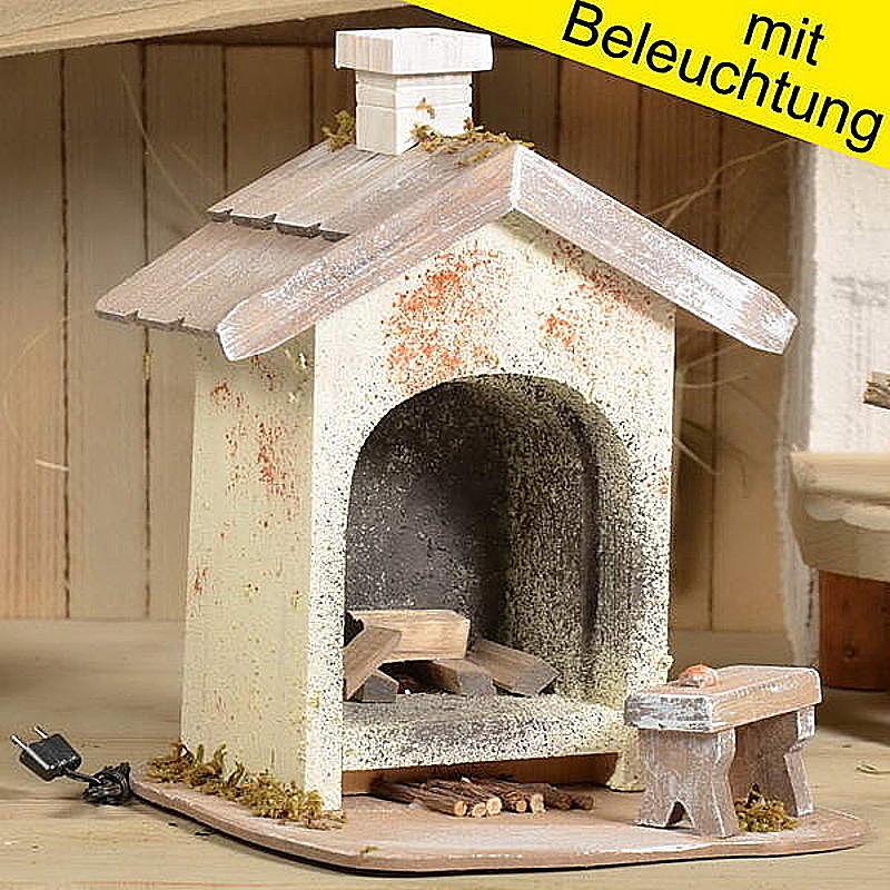 backhaus mit beleuchtung g nstig online bestellen. Black Bedroom Furniture Sets. Home Design Ideas