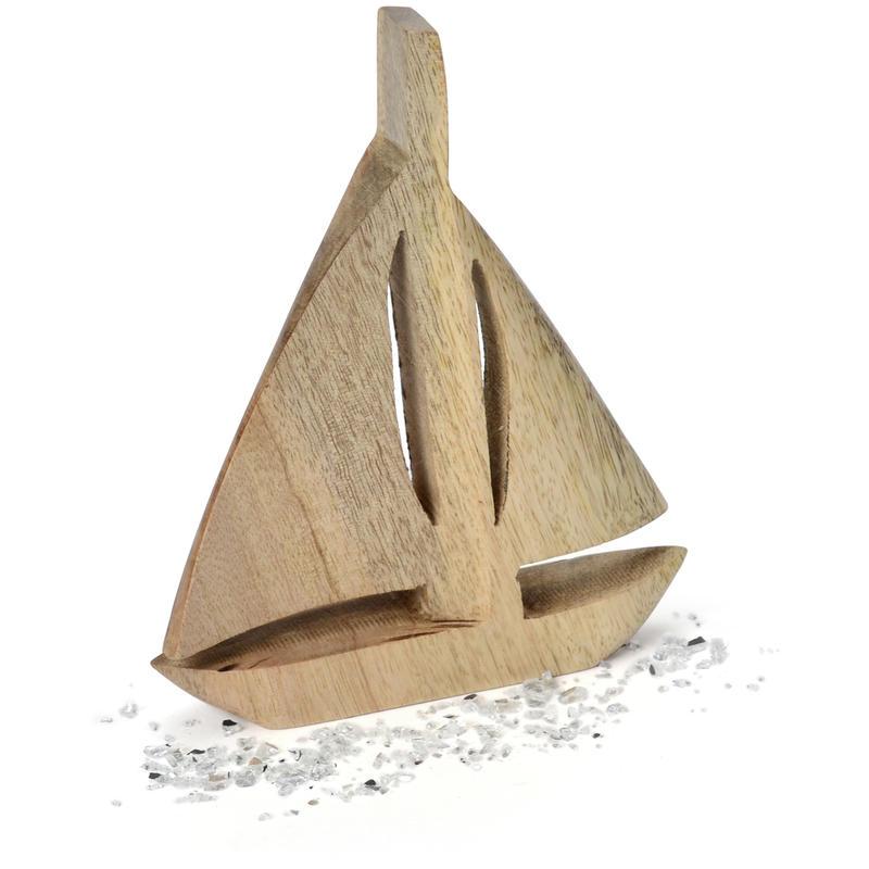 Deko Holz Boot Natur Dekoartikel Günstig Online Bestellen