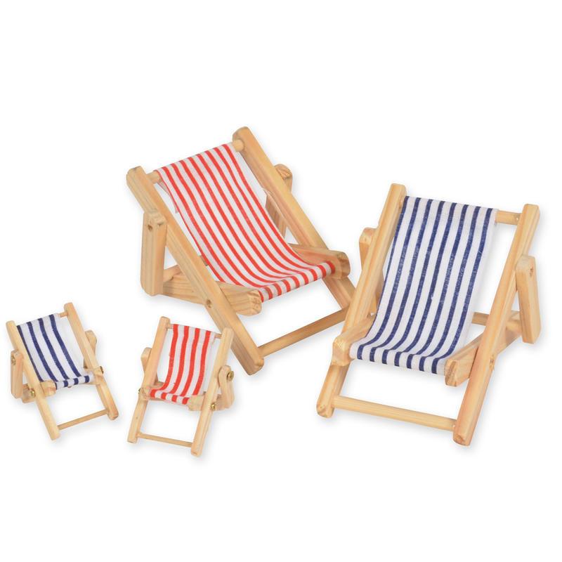 deko mini liegestuhl g nstig online bestellen. Black Bedroom Furniture Sets. Home Design Ideas