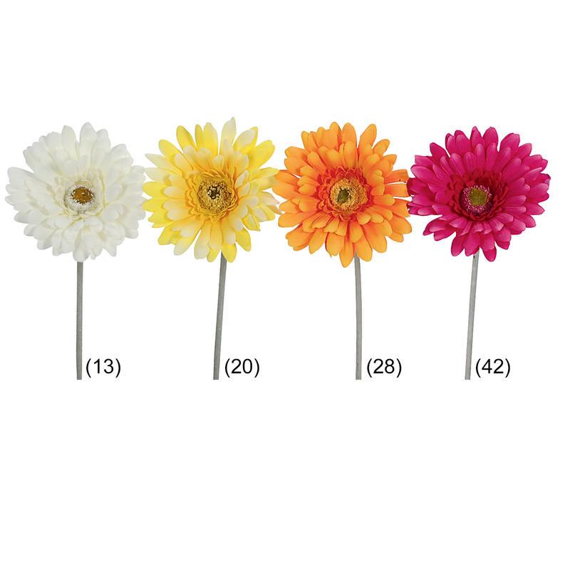 Blume aus Sisal in gelb oder grün Schöne Deko Blüte Blumen Blüten