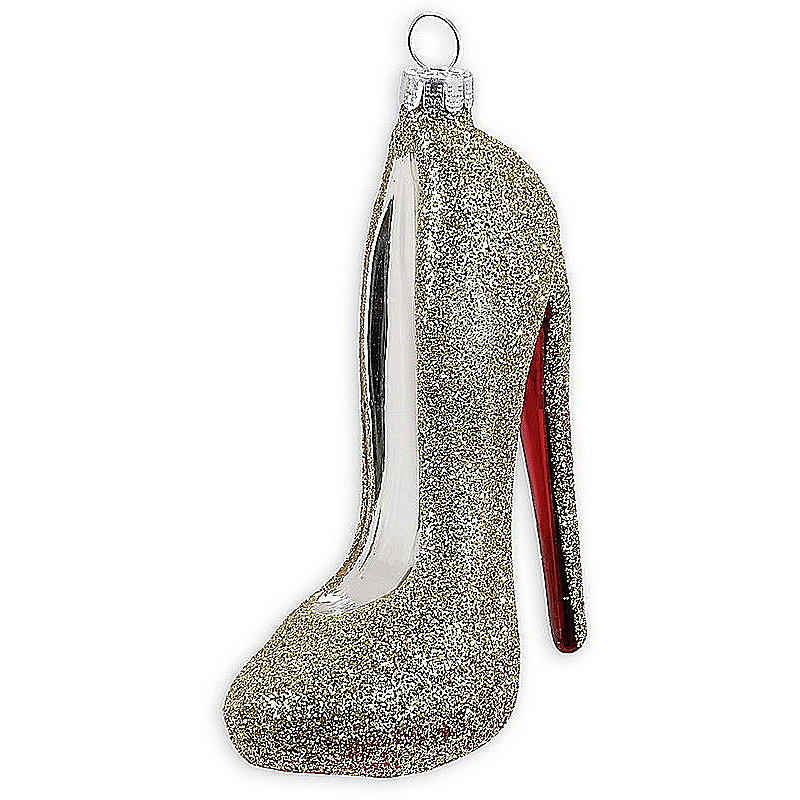 Inge-Glas Christbaumschmuck 'High Heels'