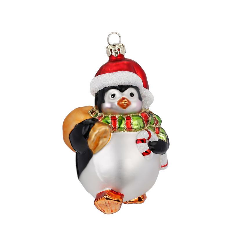 Inge Glas Christbaumschmuck Pinguin Gunstig Online Bestellen