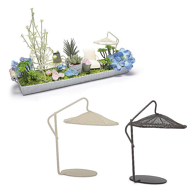miniatur sonnenschirm metall g nstig online bestellen. Black Bedroom Furniture Sets. Home Design Ideas