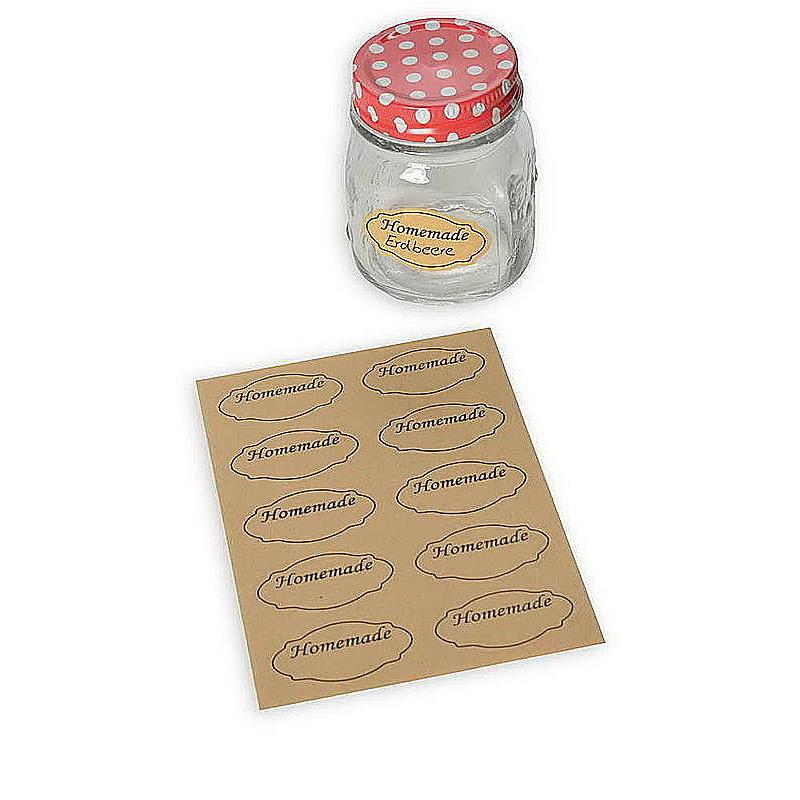 papier sticker homemade g nstig online bestellen. Black Bedroom Furniture Sets. Home Design Ideas