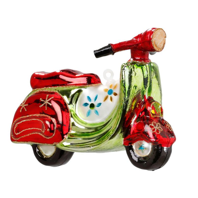 Roller aus glas christbaumschmuck g nstig online bestellen for Kuchenruckwand aus glas gunstig