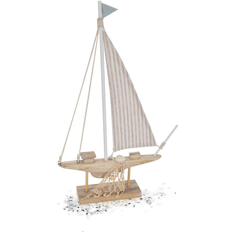 Segelschiff Tischkartenhalter