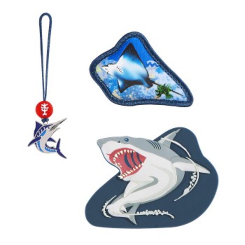 Step by Step MAGIC MAGS, 3-teilig, Angry Shark günstig ...