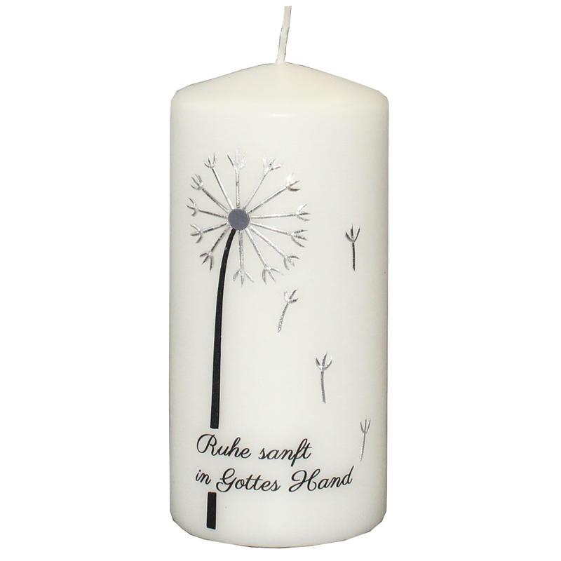 Gedenken Kerze