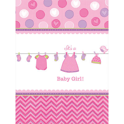 It´s a Baby Girl - Tischdecke