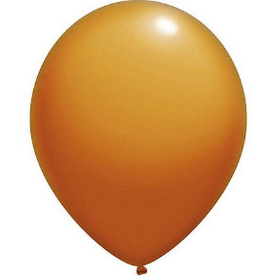 10 Luftballon orange, Luftballons, Ballons, Party-Deko, Kindergeburtstag, Partysdekorationen