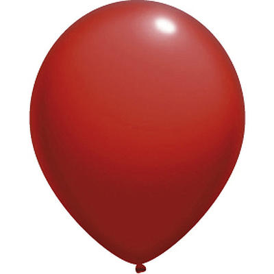 50 Luftballon rot, Ballon, Party Deko, Partydekorationen