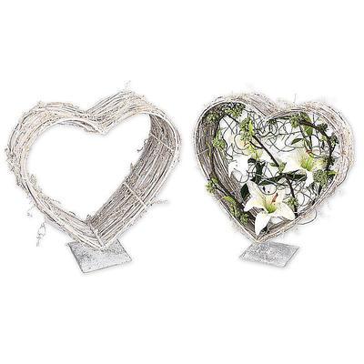 Herzen aus Naturmaterialien kaufen - Baumann Creative