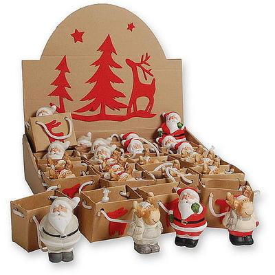 weihnachtsfiguren wichtel aus keramik holz und kunststoff baumann creative. Black Bedroom Furniture Sets. Home Design Ideas