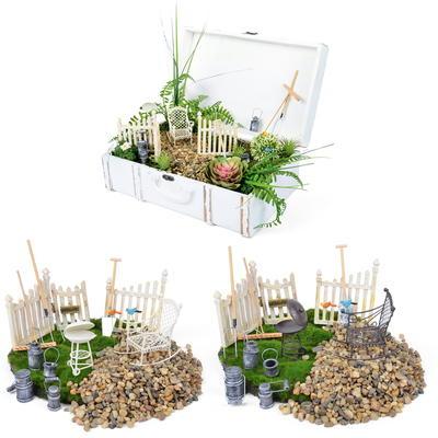 Miniaturen Minigärten Online Kaufen Baumann Creative