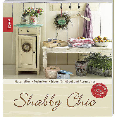 shabby chic buch g nstig online bestellen. Black Bedroom Furniture Sets. Home Design Ideas