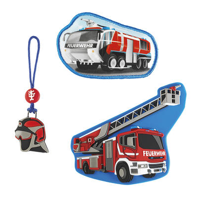 Step by Step MAGIC MAGS, 3-teilig, Fire Engine