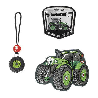 Step by Step MAGIC MAGS, 3-teilig, Green Tractor