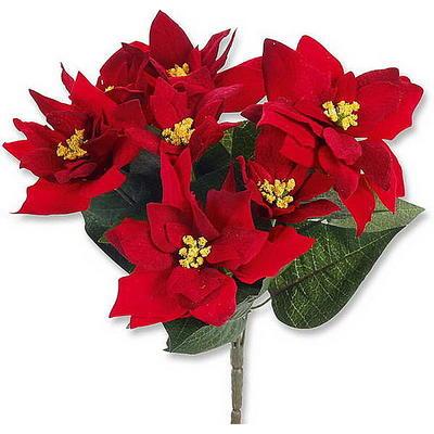 Dekoration 1 Blumenstrauß stehend Exclusiv Kunstblumen Seidenblumen Blumen